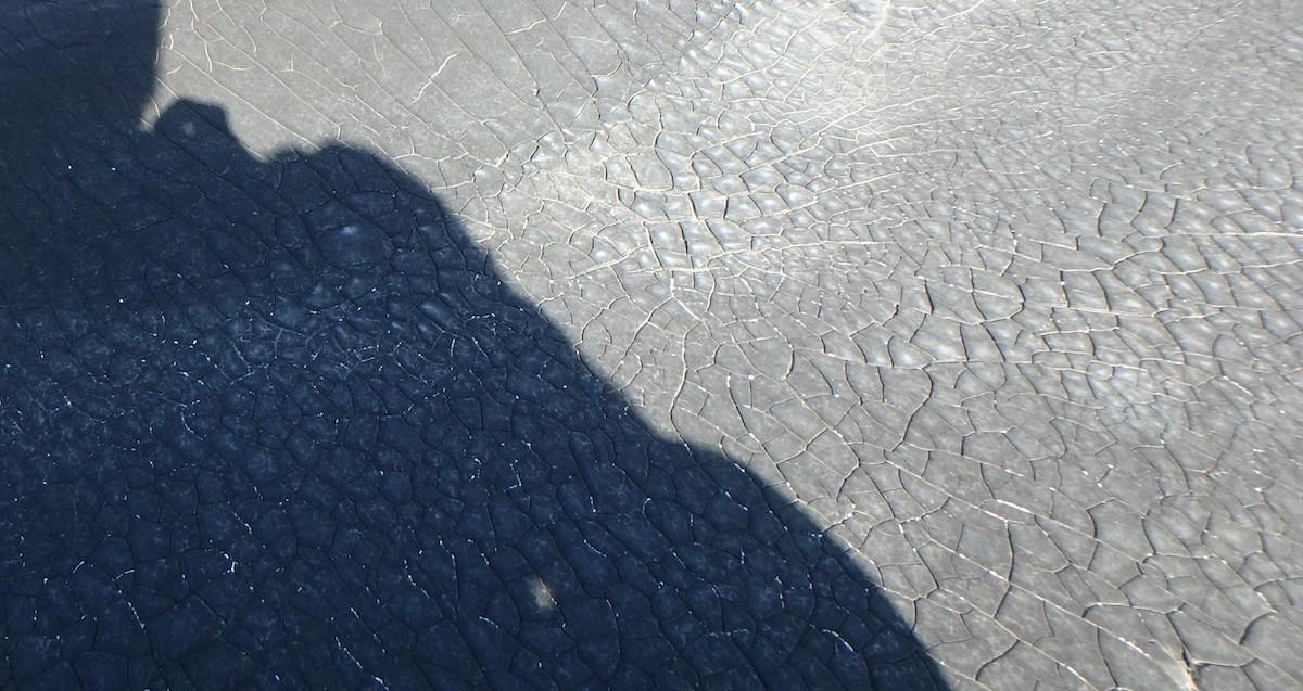 roof coating cracking