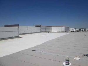 ecodur-201-coating-asphalt-roof-theater-chain