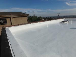 San Diego Flat Roof