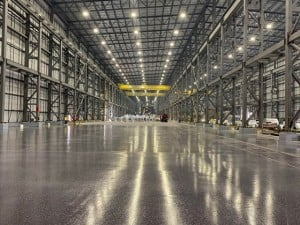 large-steel-plant-floor-coated-ecodur